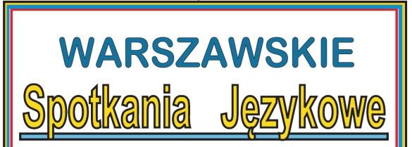 Logo Warszawskie Spotkania Językowe