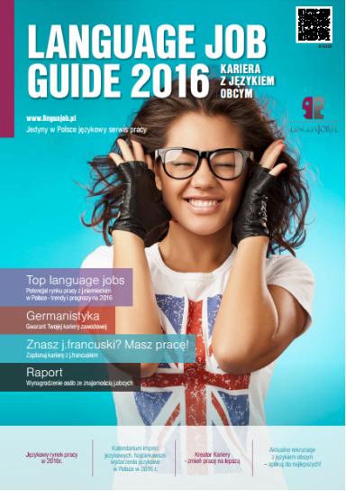 language job guide 2016